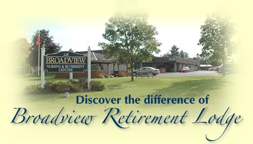 About Broadview Retirement Lodge